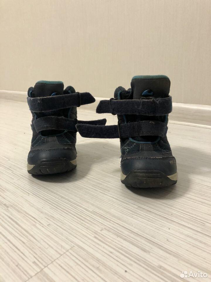 Зимние ботинки Viking, размер 25 89108170513 купить 4