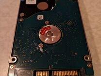 Жесткий диск HDD Seagate 750 GB