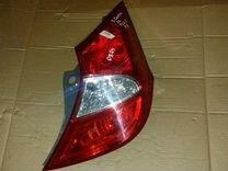 Hyundai Solaris фонарь