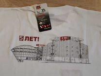 Продам новую фирменную футболку нк-сити 5