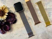 Ремешки на Apple watch (миланская петля)