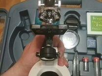 Микроскоп 1200х новый в упаковке металлический