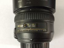 Продам Nikon 50mm f/1.4G AF-S Nikkor