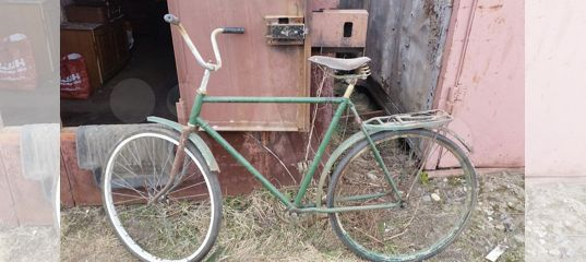 Велосипед СССР дорожный старинный купить в Ярославской области   Хобби и отдых   Авито
