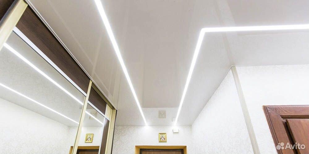 Потолки световые линии  89646802010 купить 2