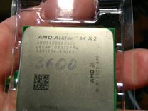 Процессор AMD Athlon 64 X2 3600+ 1,9 GHz
