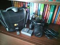 Зеркальный фотоаппарат Canon 400D kit