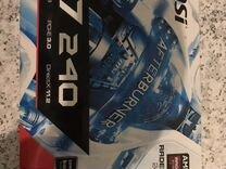 Видеокарта AMD Radeon R7 240
