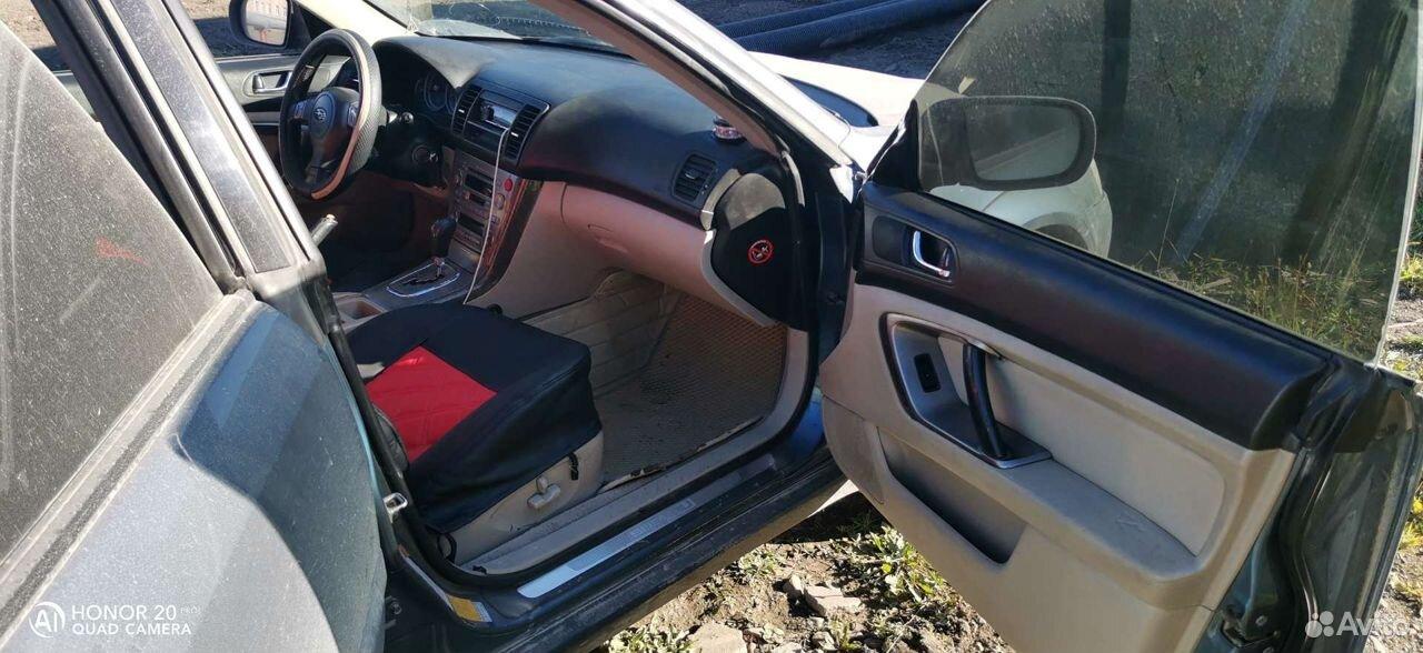 Subaru Outback, 2004  89147804316 купить 6