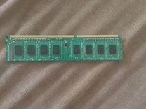 DDR3 4GB 1600mgz для пк