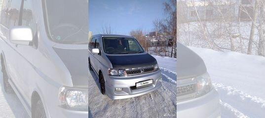 Honda Stepwgn, 2004 купить в Красноярске   Автомобили   Авито