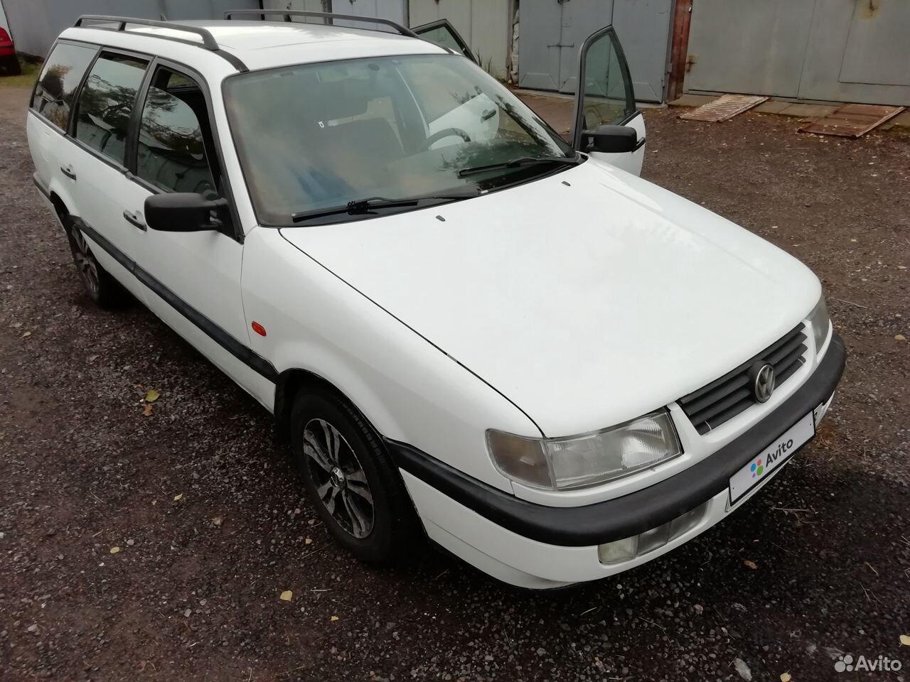 Volkswagen Passat, 1993  89111342446 купить 6