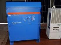 Инвертор ибп victron energy phoenix 48v 5000
