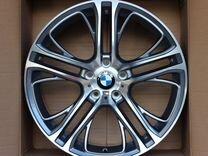 Новые диски R20 для BMW X5 X6
