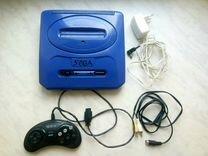 Sega mega drave 2 (отд есть картриджи)