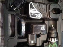 Шуруповёрт Hitachi 12v