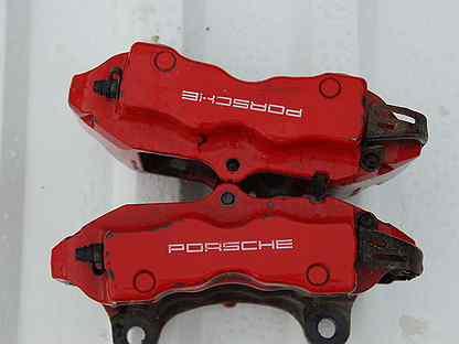 Суппорта brembo z18 Porsche Cayenne брембо 18z