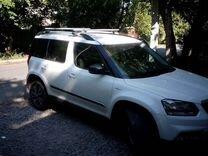 Багажник на Skoda Yeti (крыло) +монтаж