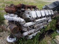 Б/у двигатель ямз 240