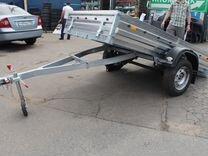 Легковой прицеп (полный цинк), кузов 2.5х1.5 м