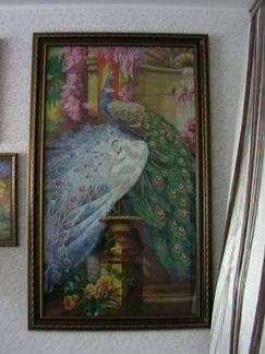 Картины вышитая бисером - Мебель и интерьер - Объявления в Марксе