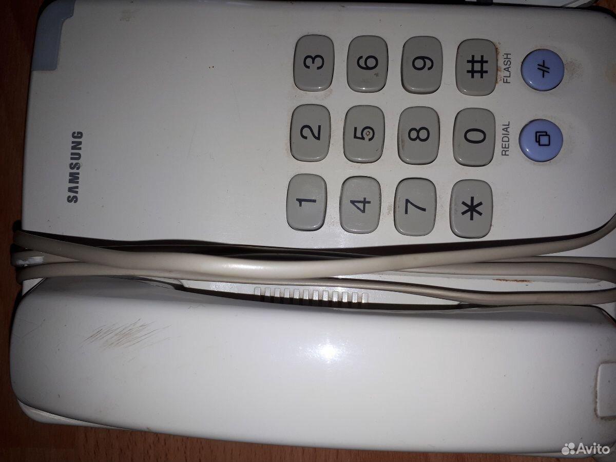 Стационарный телефон Самсунг