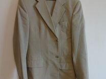 Костюм мужской пиджак брюки fosp
