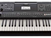 Yamaha PSR-EW410 синтезатор + доставка бесплатно