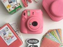 Фотоаппарат моментальной печати instax mini