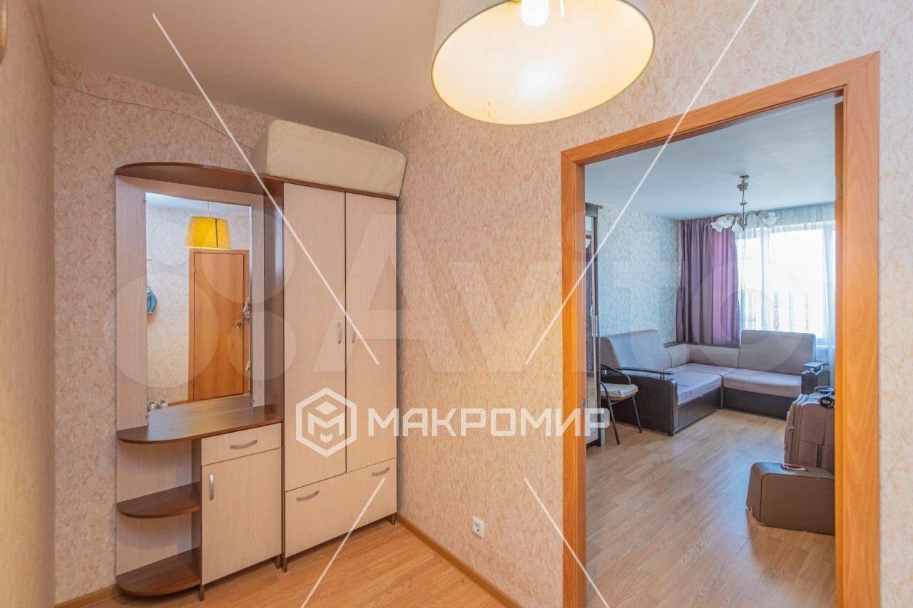 1-к квартира, 40.3 м², 12/12 эт.  89584143343 купить 7