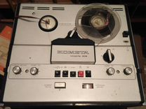 """Комета-209"" катушечный магнитофон"