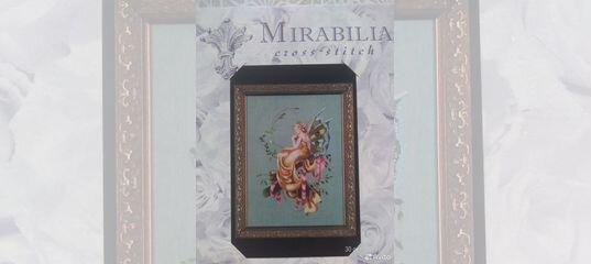 Схемы для вышивки Mirabilia купить в Москве с доставкой   Хобби и отдых   Авито