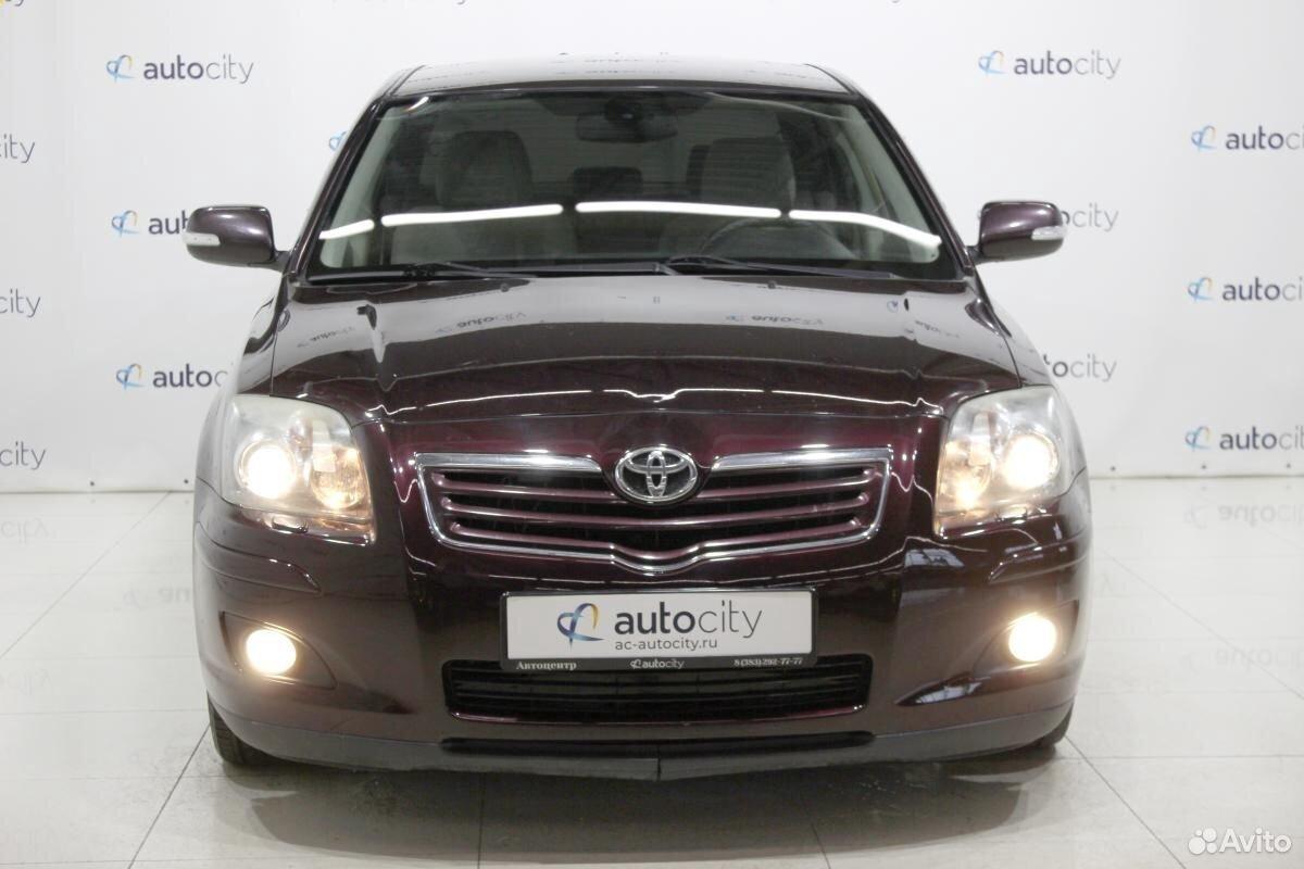 Toyota Avensis, 2007  83832910432 купить 3