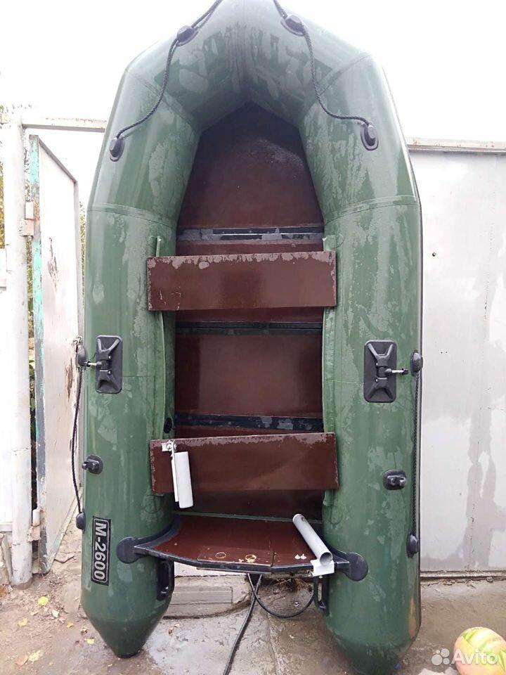Лодка муссон М - 2600  89692900815 купить 1
