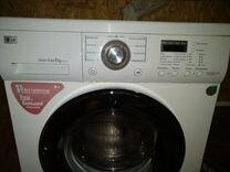 Продам стиральную машинку автомат LG на 6 кг