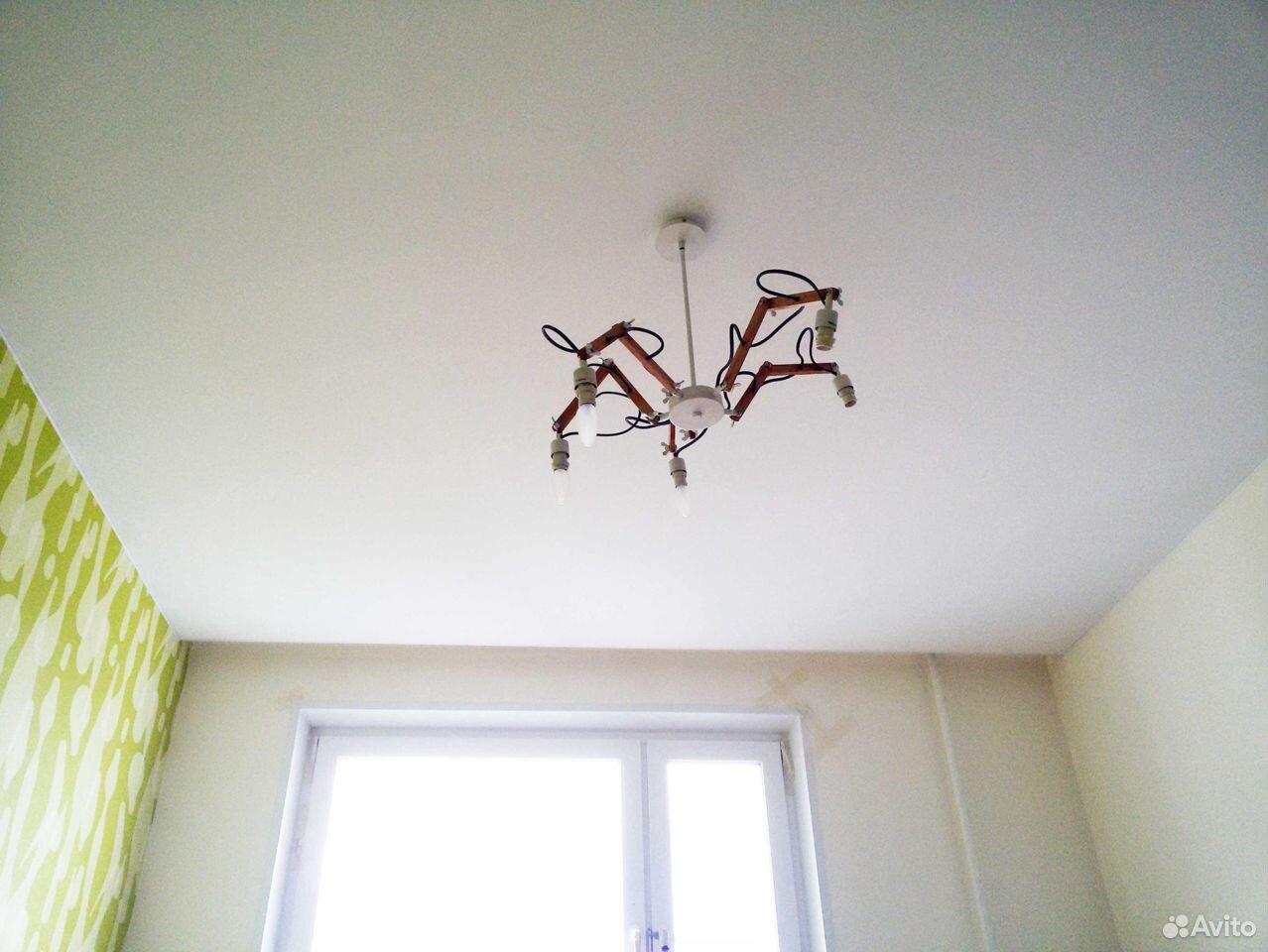 Натяжной потолок за 1 день без пыли  89930298074 купить 2
