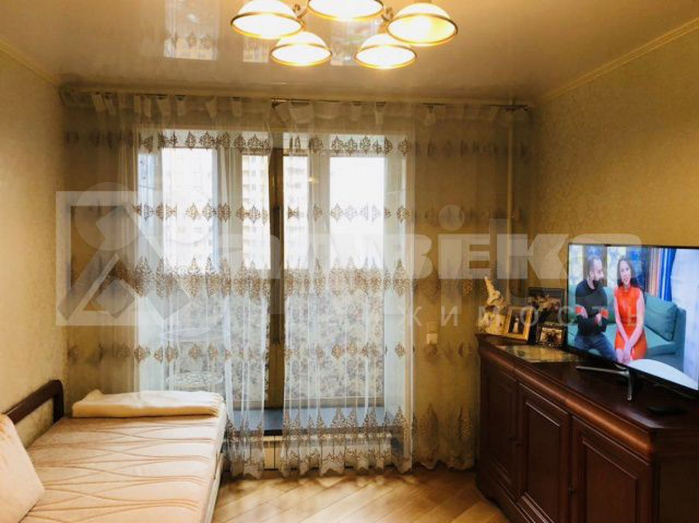 1-к квартира, 40 м², 13/17 эт.  88129211703 купить 2