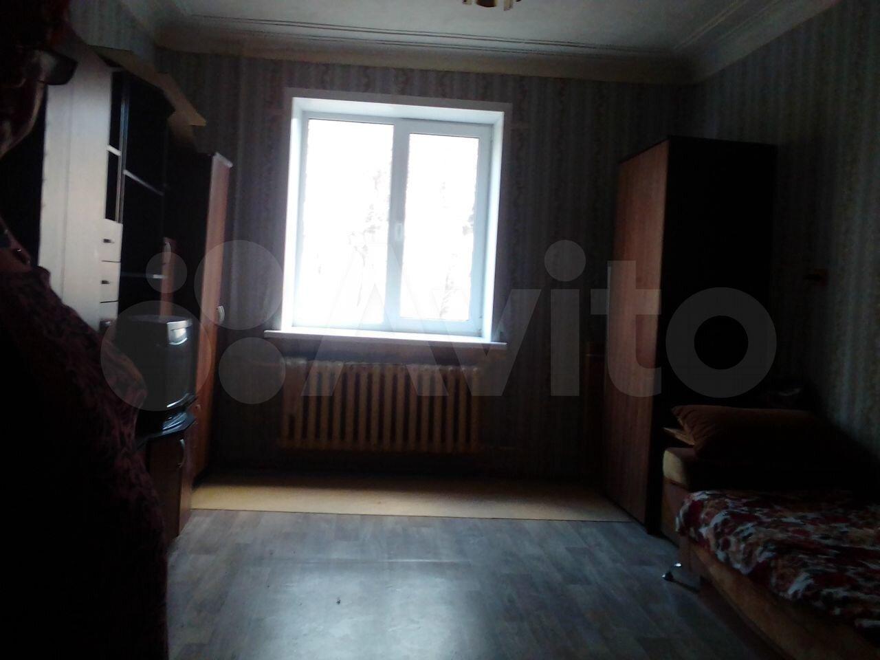 Комната 18 м² в 1-к, 1/2 эт.
