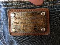 Джинсы Dolce&Gabbana — Одежда, обувь, аксессуары в Москве