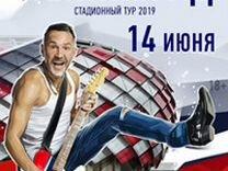 2 билета на концерт группировки Ленинград в Москве