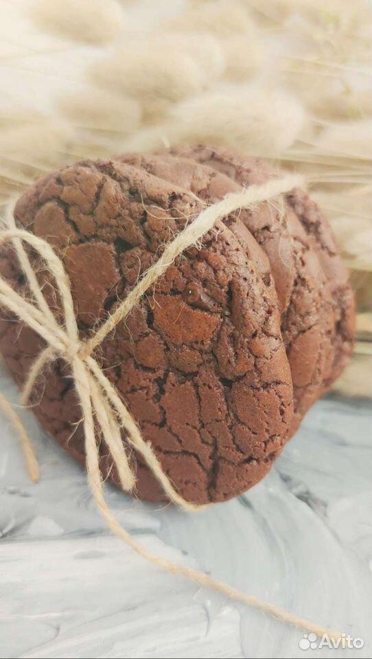 Шоколадное печенье Кукис  89110180884 купить 3