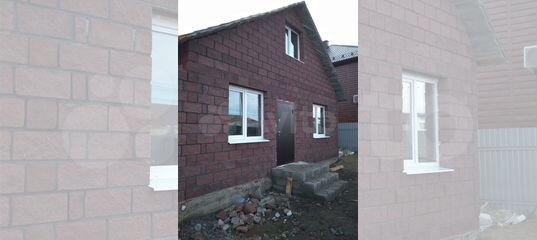Дом 90 м² на участке 4.2 сот. в Челябинской области   Недвижимость   Авито