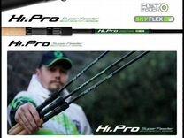 Zemex Hi-Pro Super Feeder 12 ft 100gr+катушка Zaub