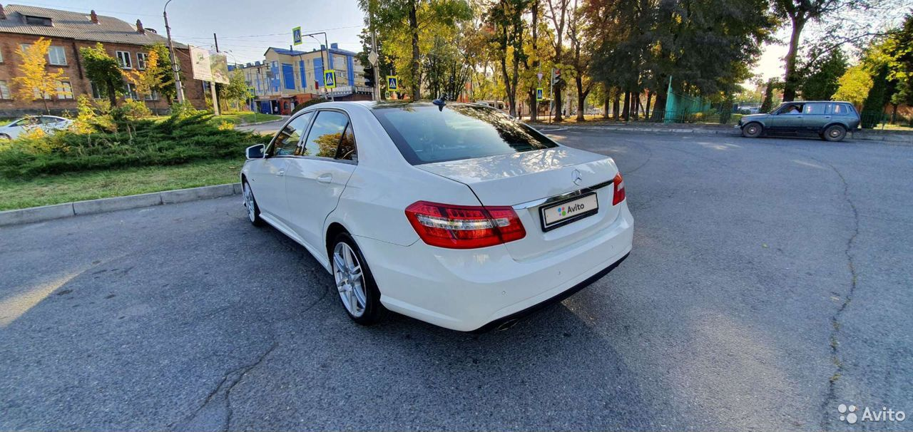 Mercedes-Benz E-класс, 2010  89897499573 купить 6