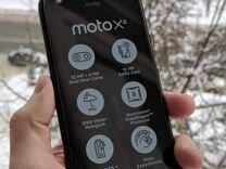 Motorola Moto X4 Android One 4/64 Black Новый