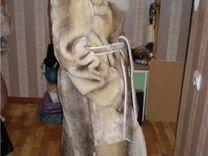 Новая Шуба Мутон/Песец — Одежда, обувь, аксессуары в Краснодаре