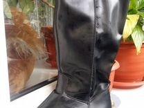 Сапоги почти новые — Одежда, обувь, аксессуары в Самаре