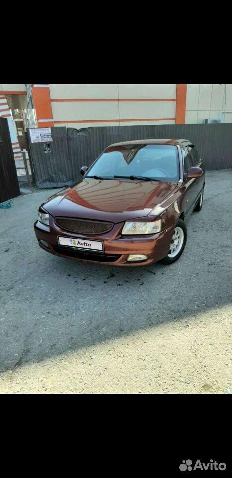 Hyundai Accent, 2008  89635944025 купить 2