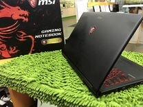 Игровой ноутбук MSI GL62M GTX 1050