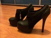Ботинки(ботильоны) — Одежда, обувь, аксессуары в Новосибирске